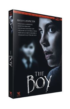 The Boy (2016) - DVD  NEUF