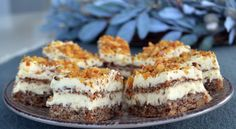 Tiramisu, Food And Drink, Dessert Recipes, Sweets, Cooking, Ethnic Recipes, Deserts, Kitchens, Kitchen