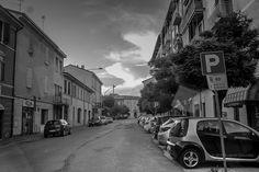 street summer in Cremona