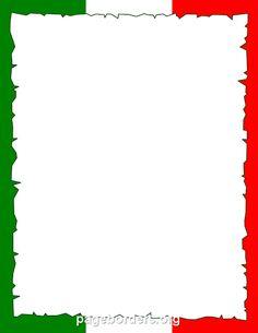 1000+ images about Newsletter - Borders & Frames on ... Italian Border