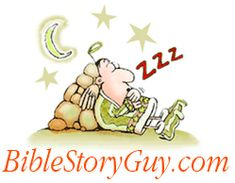 Great Bible story-telling - easily modified for monologues or dramas