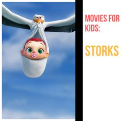 Storks - The animated movie Best Kid Movies, Family Movies, Good Movies, Storks, I Don T Know, Continue Reading, Scary, Animation, Leaves