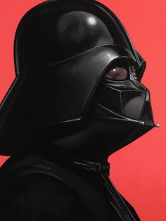 Darth Vader - 2017 Mike Mitchell poster Star Wars Portrait