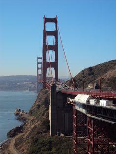 San Francisco 2010- on the way to Napa