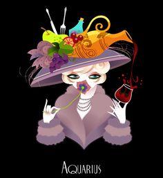 Zodiac Aquarius | Flickr - Photo Sharing!