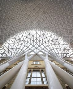 Kings Cross Station by John McAslan and Partners