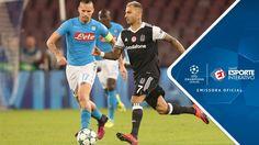 Melhores Momentos - Besiktas 1 x 1 Napoli - Champions League (01/11/2016)