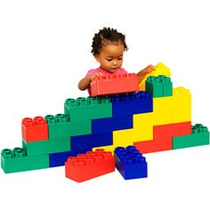 Kid's Adventure Jumbo Blocks Beginner Set, 24-Pieces(walmart24$)