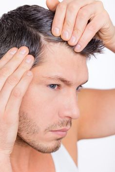 What can you do about male pattern baldness? The #HairCareGuru shares insight and advice on hair loss.