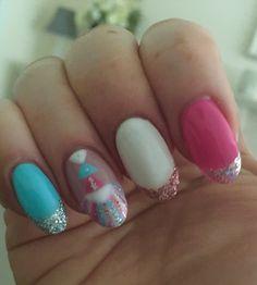 Heron, Nails, Finger Nails, Ongles, Herons, Nail, Stork, Nail Manicure