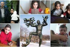 Copiii unei familii din Arad, răpiţi de norvegieni!