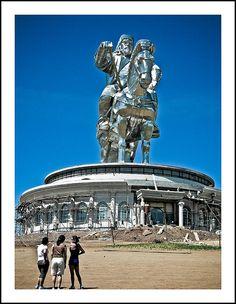 Genghis Khan - ulan bator