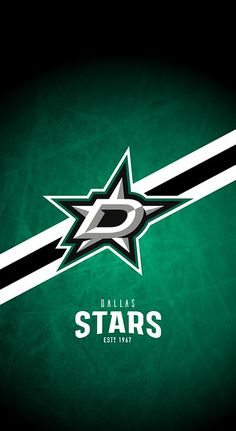 Nhl Logos, Sports Team Logos, Sports Art, Sports Teams, Nhl Wallpaper, Lock Screen Wallpaper, Dallas Sports, Stars Hockey, Ice Hockey