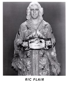 NWA Wrestling 80s | Why Ric Flair is Custom Made | The Nostalgia Blog