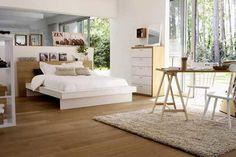 Stylish Wood Bedroom Design Ideas