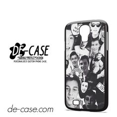 Shawn Mendes Collage DEAL-9522 Samsung Phonecase Cover For Samsung Galaxy S4 / S4 Mini