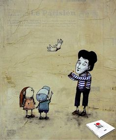 Streetart: Dran aka the French Banksy (16 Pictures)