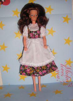 Vintage-Barbie-DDR-STEFFI-Waltershausen-wunderschoen-langhaarig