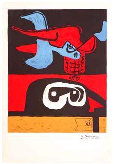 Autrement que sur terre...by Le Corbusier 1963