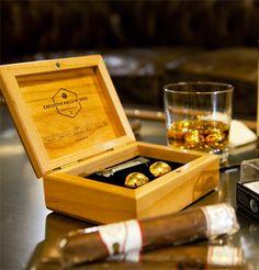 The Executive Set™ - 18K Gold Edition #BOSlife #BallsofSteel #ExecutiveSet