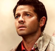 He will grip you tight and raise you from perdition!!  Castiel by Amanda Tolleson (DA)