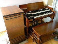 Hammond B3 and Leslie Amplifier - American Blues Scene Magazine