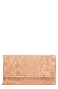 Halogen® Textured Leather Convertible Crossbody Bag