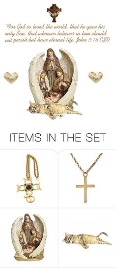 """Verse of the Day (Biblegateway)"" by polymorphing ❤ liked on Polyvore featuring art"