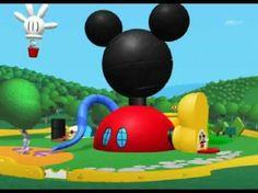 Mickey club house 12