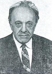 Karl Menger (1902 - 1985), österreichischer Mathematiker