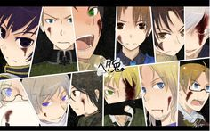 HetaOni is a good game,which is based on Ao Oni. I feel this song fits HetaOni really . Hetalia Japan, Hetalia Anime, Spamano, Usuk, Western Anime, Fairy Tail Cosplay, Hetaoni, Pokerface, A Series Of Unfortunate Events