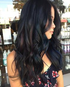 1000 ideas about highlights black hair on pinterest red