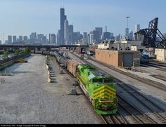 RailPictures.Net Photo: NS 1072 Norfolk Southern EMD SD70ACe at Chicago, Illinois by Robby Gragg