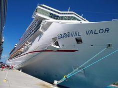 Carnival Valor #cruisecarnival
