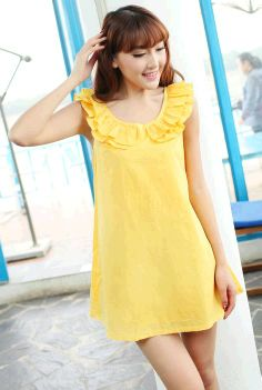 $19 free shipping worldwide simple clear dress vest dress for spring summer 1287827219 buy at CTCdress.com