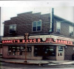 Barney's Drug Store on Street. Barney and my Dad were good friends and my Mom use to work there for a time. Castle Pictures, Home Again, My Town, Newcastle, Indiana, Drug Store, Cabin, Mom, Street