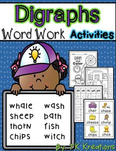 Look no further! All you need to teach S blends. This packet contains 95 pages of activities.This pack includes:Word/Picture CardsWord sortsRead/Write the RoomInteractive notebook pagesI have who has cardsCraftivityPrintablesColor by skillSpin and DabDisplay PostersAssessment Word Work Center ActivitiesA Mini bookand more.Or purchase the growing bundle for a deep discount!Word Work Growing Bundle:Word Work Growing Bundle