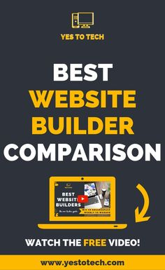 Best Website Builder: Wix, Squarespace, Weebly or WordPress? Discover which is the best DIY website platform (Wix vs Squarespace vs Weebly vs WordPress) in this video! Website Tutorial, Website Template, Website Design Layout, Website Design Inspiration, Online Entrepreneur, Entrepreneur Inspiration, Create Your Website, Best Blogs, Website Ideas