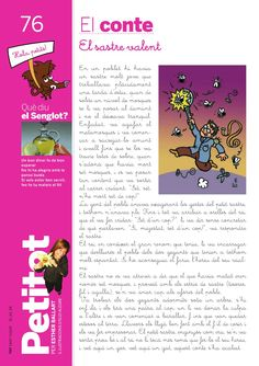 El sastre valent Del Conte, Words, Reading Comprehension, Classroom, Short Stories, Horse