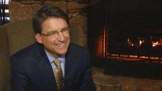 North Carolina Governor and Former Charlotte Mayor Pat McCrory