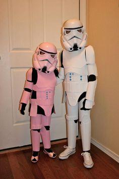 DIY Kid's Stormtrooper Costume DIY Halloween DIY Costumes