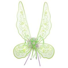 These Disney Tinkerbell wings are perfect for any birthday party!