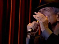 """Anthem - Leonard Cohen:        """"Ring the bells that still can ring.  Forget your perfect offering.  There is a crack in everything.  That's how the light gets in."""""""