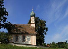 Murnau am Staffelsee-Ramsach, Ramsachkircherl St. Georg (Garmisch-Partenkirchen) BY DE