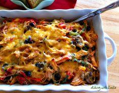 Chicken Spaghetti (Casserole)