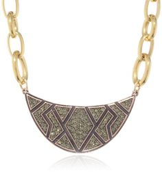 "Amazon.com: Devon Leigh Dark Swarovski Crystal and Rose Gold Dipped Pendant Necklace, 22.5"": Jewelry"