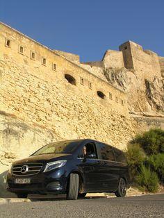 Spain High X-periences siguiendo por la costa en el Castillo de Santa Barbara en Alicante, en todas direciones... somos #wanderlust  Gracias Mercedes-Benz Valencia!!