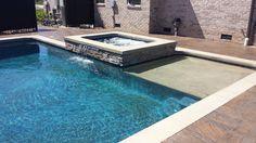 Tropics Blue Mini Pebble Stonescapes National Pool Tile