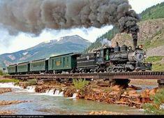 Nacho Rebollo-Steam Locomotive Photographs 3 April 2018
