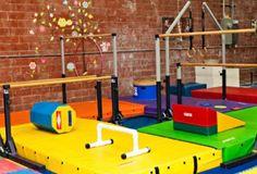 Gymnastics Room